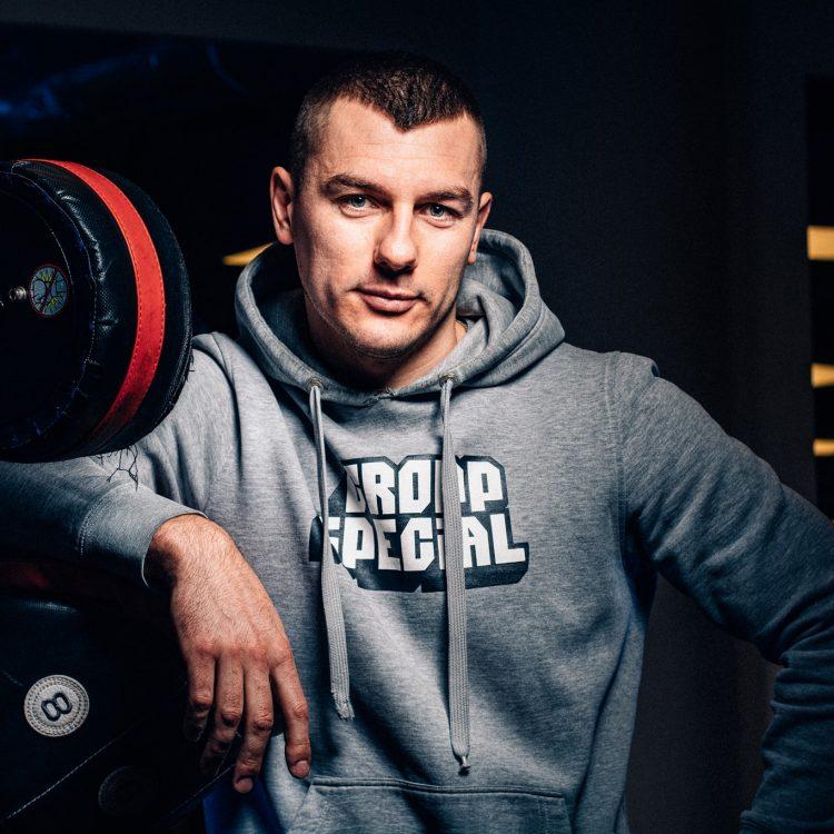 Bartek w swoim CityFit Lublin
