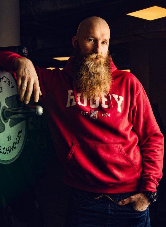 Michał, wojownik rugby