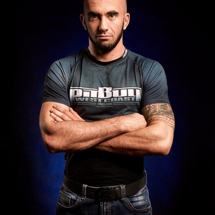 MMA Fighters, Giorgi Esiava, Artur Berezowskyi, Piotr Szczęch