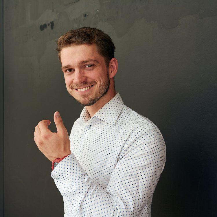 Maciej Boczkowski, trener personalny