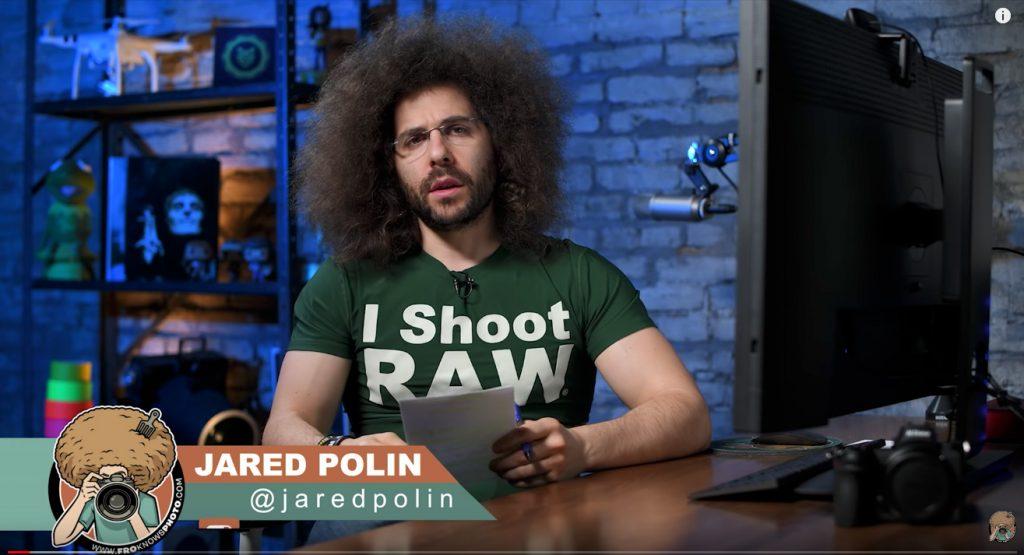 Nikon, dokąd zmierzasz, pyta Jared Polin