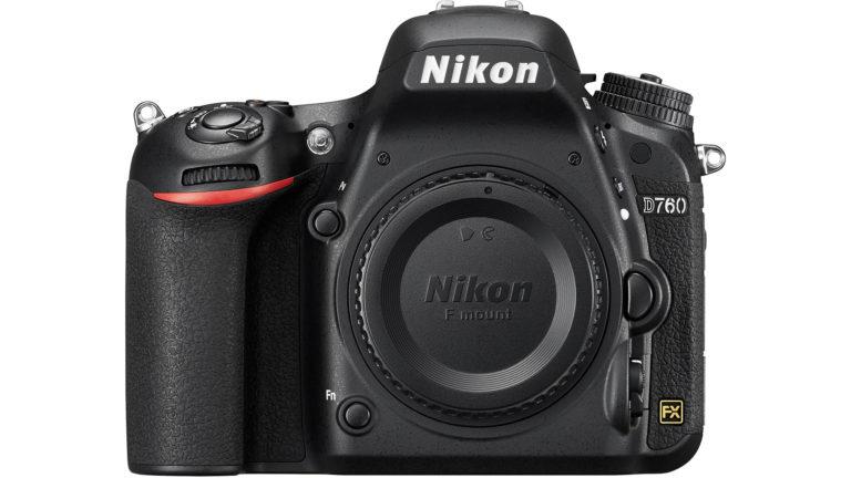 Nikon D760